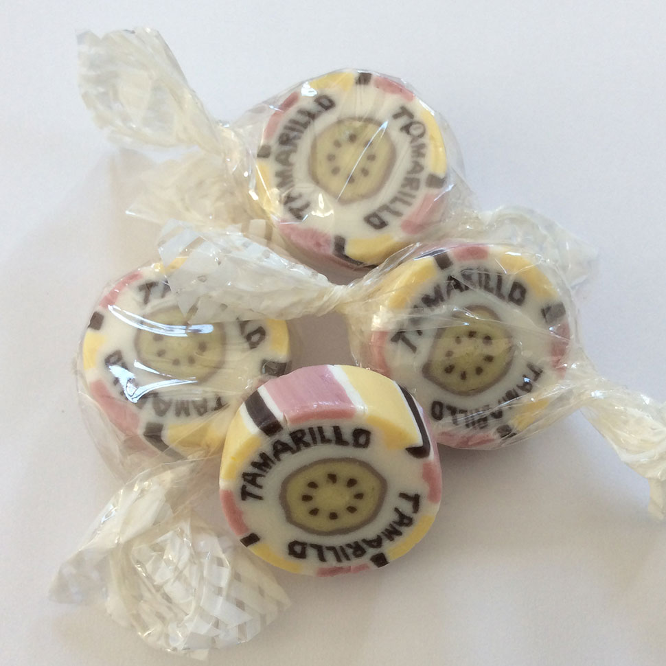 Tamarillo Branded Design Rock Sweets